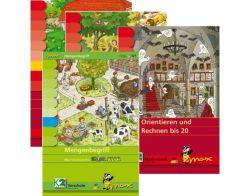 Max Paket Rechnen bis 20 (4 Mappen + Lerngerät)
