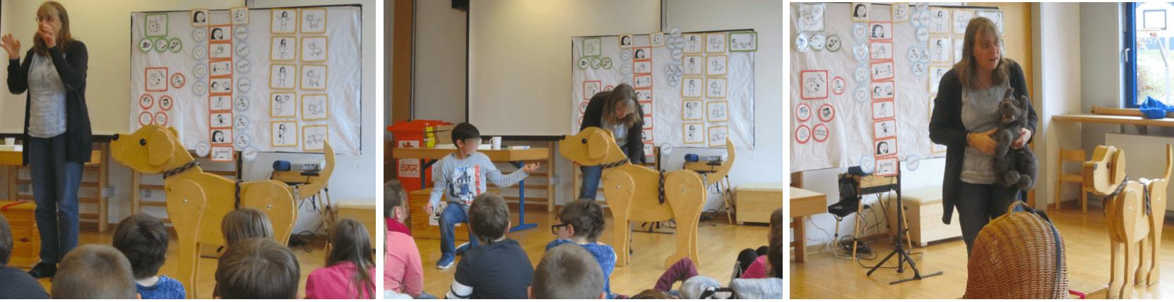 Hundegestützte Pädagogik im Unterricht